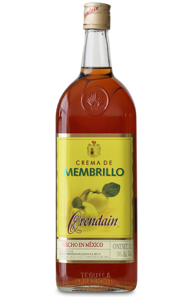 crema de membrillo