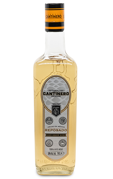 tequila cantinero